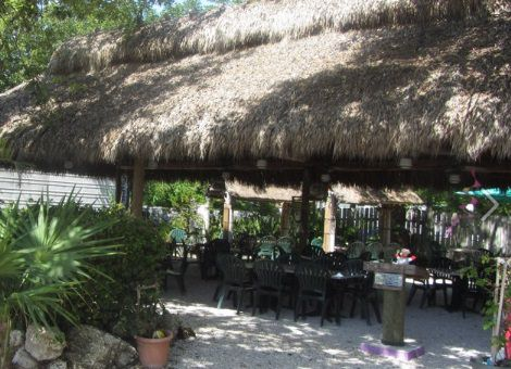 Restaurant and Tiki